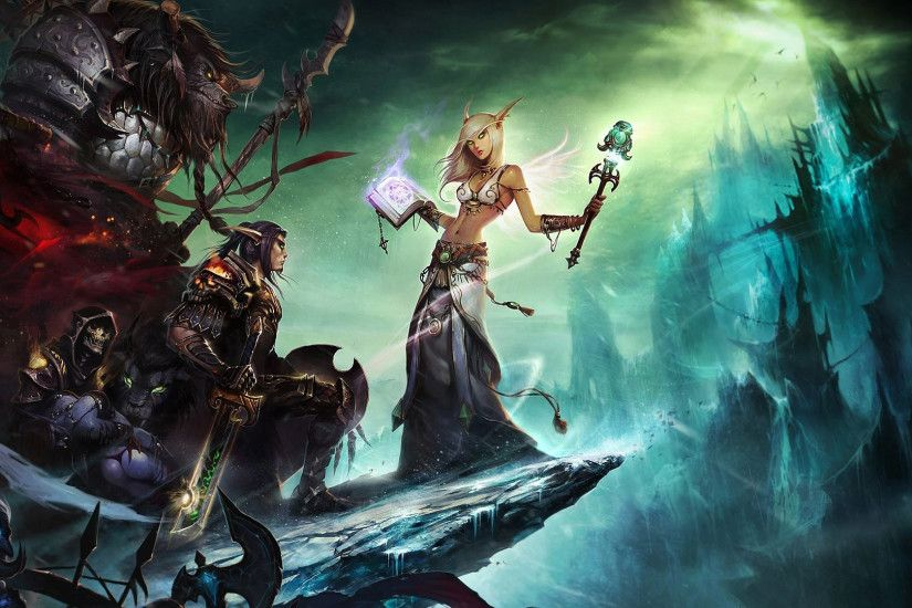 World Of Warcraft Full HD Wallpaper and Background | 2200x1436 .