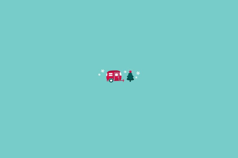 Download this little holiday camper desktop right here.