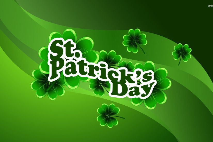 HD Quality Wallpaper | Collection: Holiday, 1920x1200 St. Patrick's Day