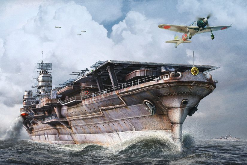 concept art and wallpapers - General Discussion - World of Warships  official forum