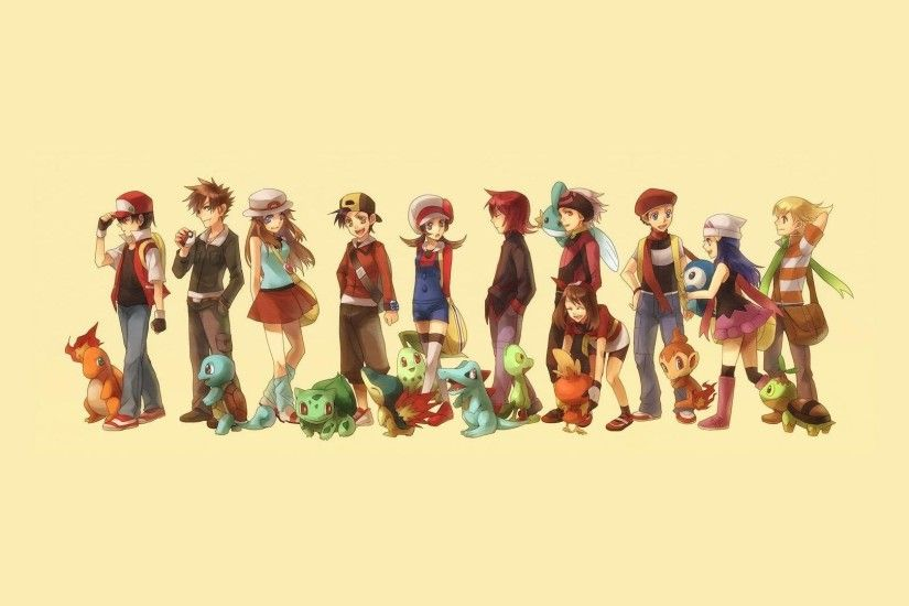 wallpaper desktop pokemon