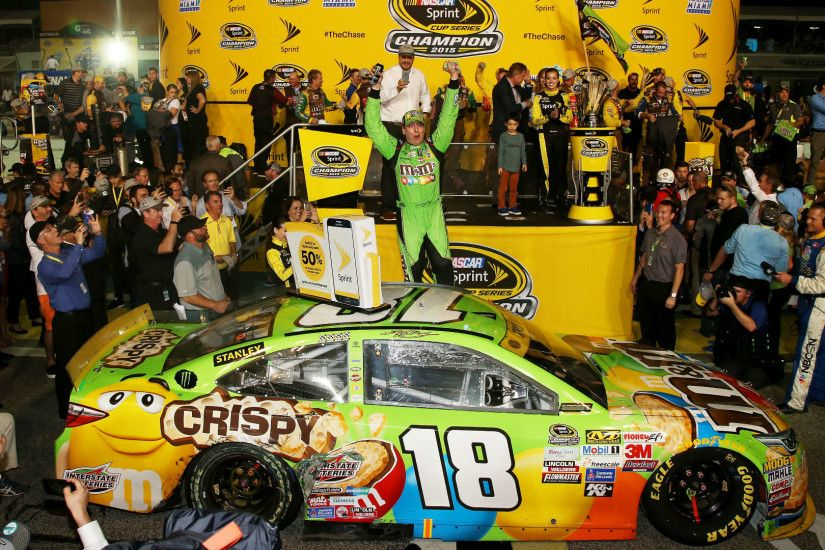 NASCAR champion Kyle Busch to have two surgeries in December | NASCAR |  Sporting News