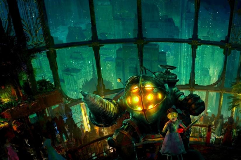 Bioshock wallpapers | Bioshock stock photos
