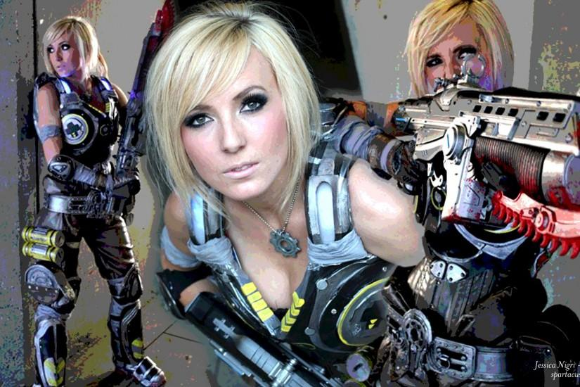 full size jessica nigri wallpaper 1920x1080 for ipad
