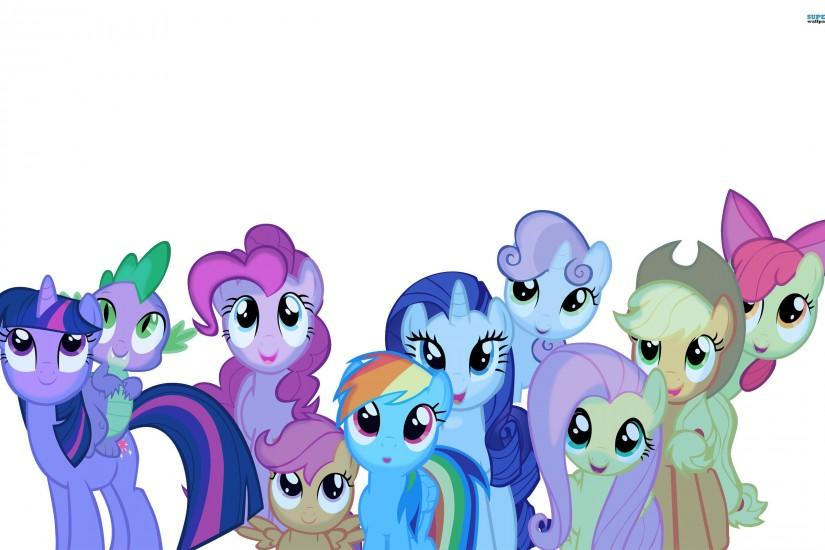Original ⋅. Similar Wallpaper Images. My Little Pony Friendship Is Magic  the Apple Family