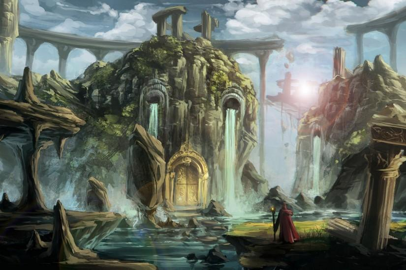 fantasy wallpapers 2560x1440 free download