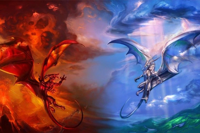 Most Downloaded Fire Dragon Wallpapers - Full HD wallpaper search