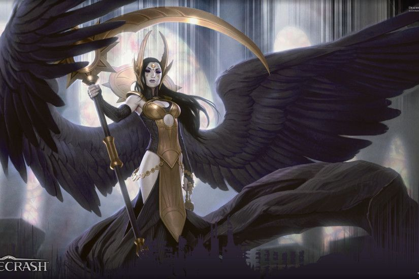 Magic The Gathering Angel Wings wallpaper | 1920x1080 | 100625 | WallpaperUP