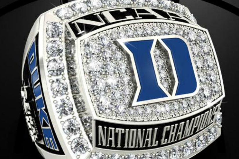 NCAA reveals Duke's iced-out championship ring | NCAA Basketball | Sporting  News