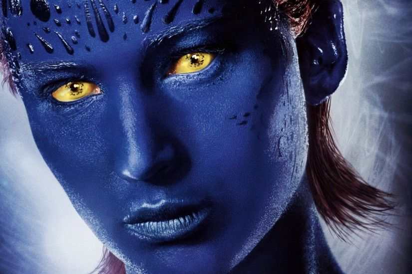 3840x2160 Wallpaper x-men apocalypse, mystique, jennifer lawrence