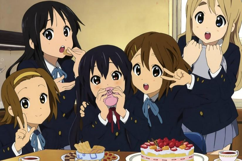Best K-ON wallpaper in existence