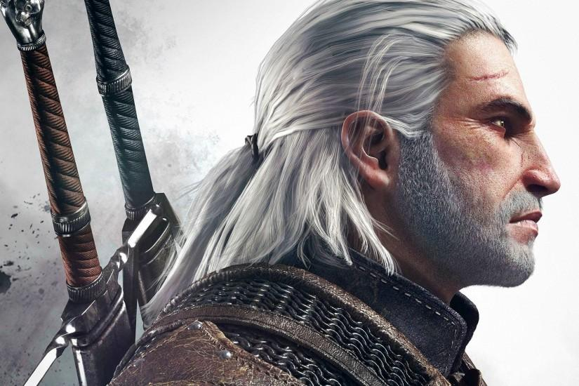 Preview wallpaper the witcher 3, wild hunt, geralt 3840x2400