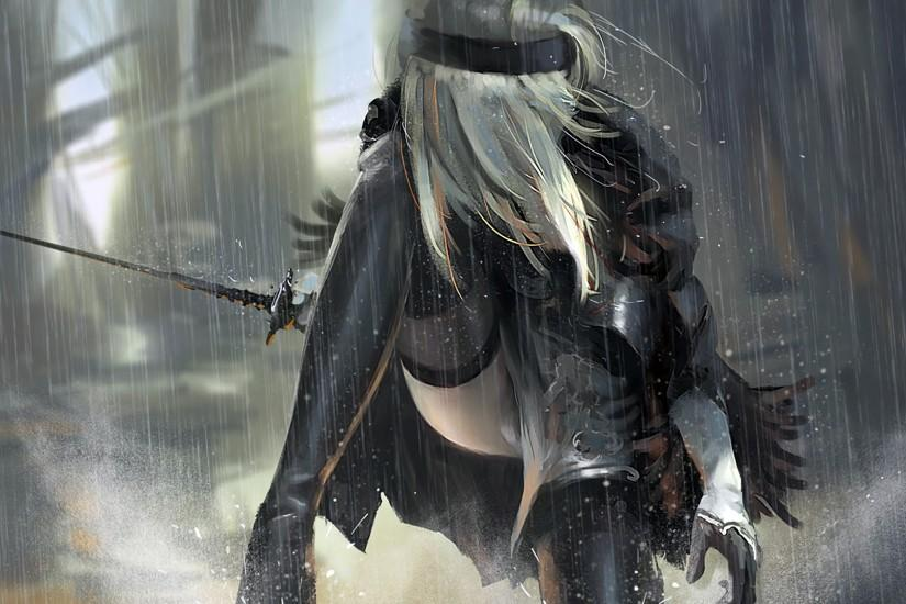 download nier automata wallpaper 1920x1080 for ipad 2