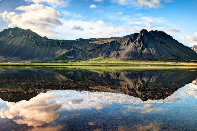 Beautiful Iceland Scenery Wallpaper