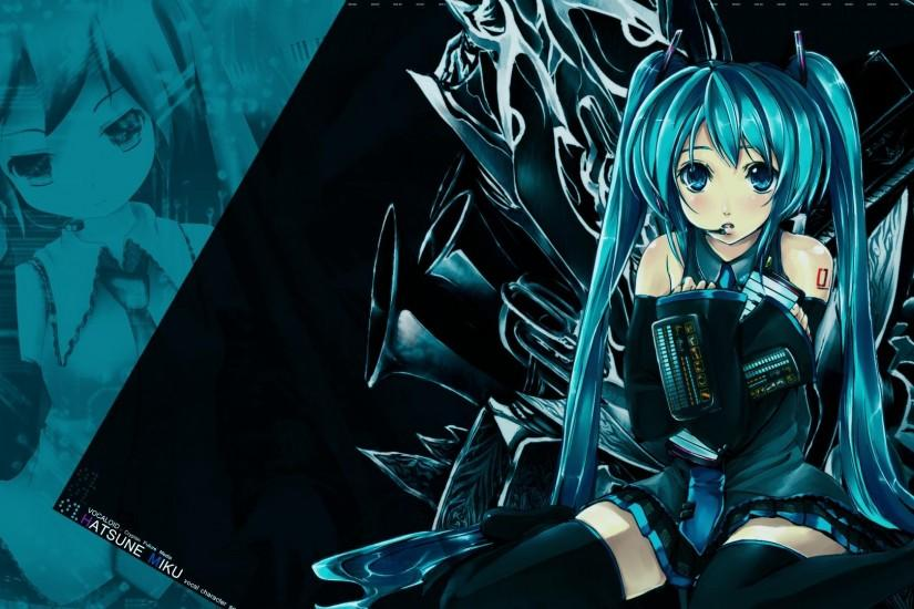 download free hatsune miku wallpaper 1920x1080 images