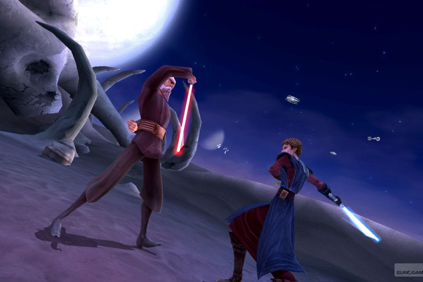 Lightsaber Duels desktop wallpaper | 9 of 30 | Video-Game- Star Wars: ...