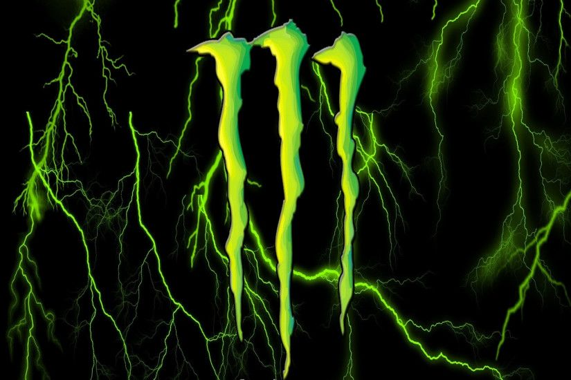Wallpapers) Monster energy drink(: