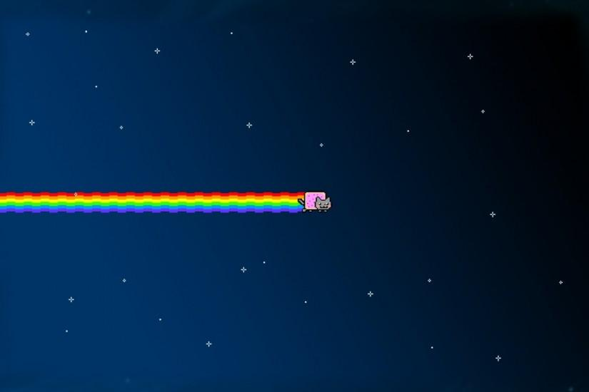 Nyan Cat Pictures.