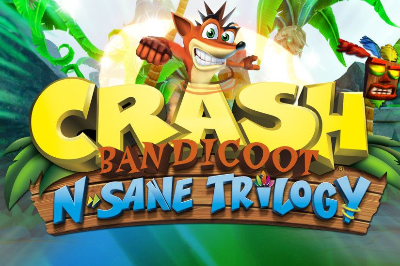 Video Game - Crash Bandicoot N. Sane Trilogy Crash Bandicoot: N. Sane  Trilogy