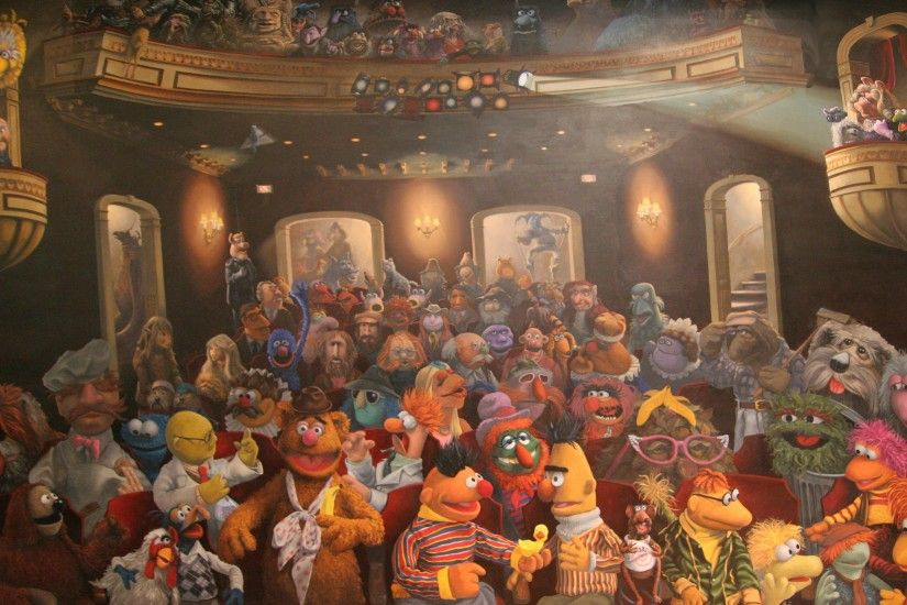 The Muppet Show The Muppets Wallpaper