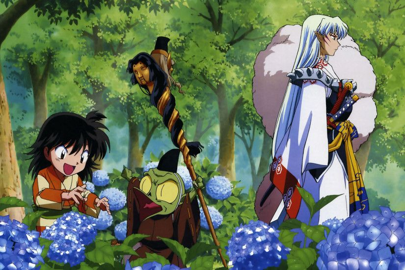 Inuyasha HD Wallpaper 1920x1080 Inuyasha ...