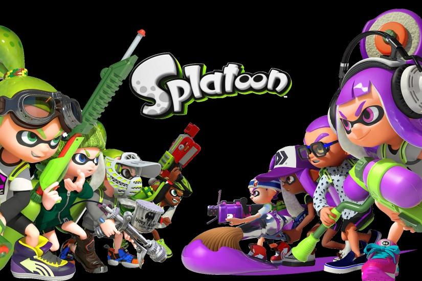 most popular splatoon wallpaper 2500x1500 samsung galaxy