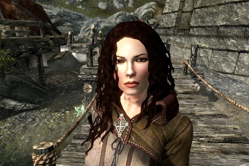 Anna Valerious -Companion from Van Helsing- Kate Beckinsale at Skyrim Nexus  - mods and community