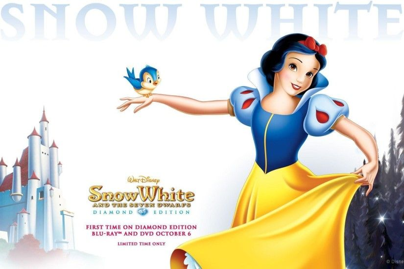 Wallpapers For > Snow White Wallpaper