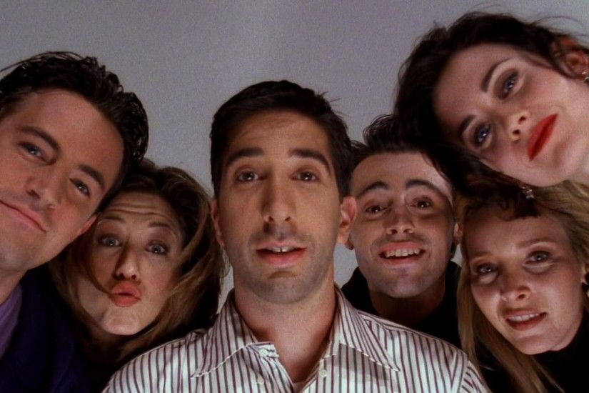This Is What The Cast Of FRIENDS Was Up To Before Most Epic TV Show