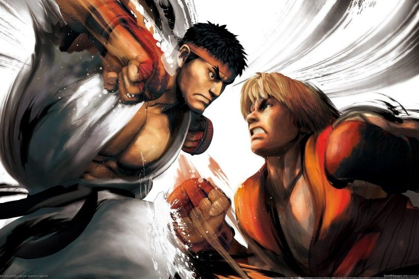 Street Fighter 4 wallpapers | Street Fighter 4 background - Page 11