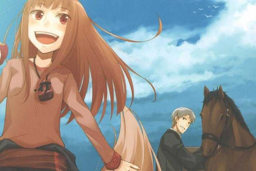 Spice and Wolf wallpaper #15994