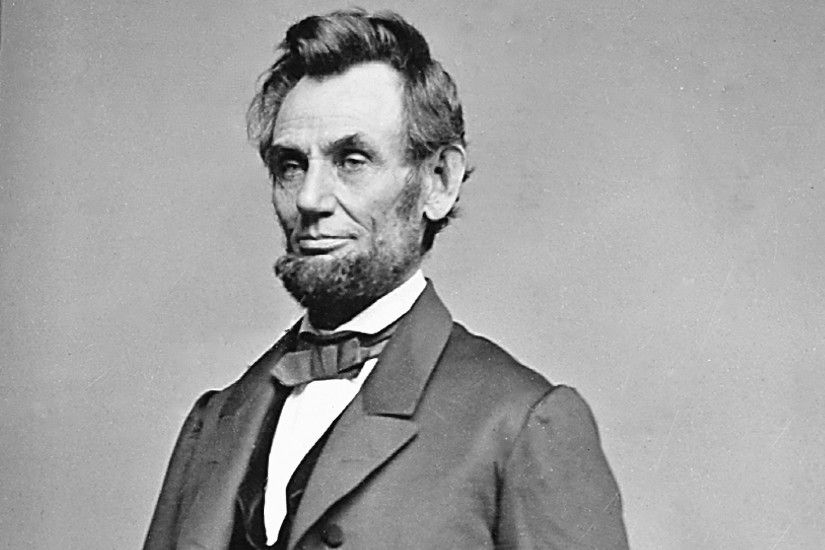 Abraham Lincoln (p.775-DD) - LyhyXX Wallpapers