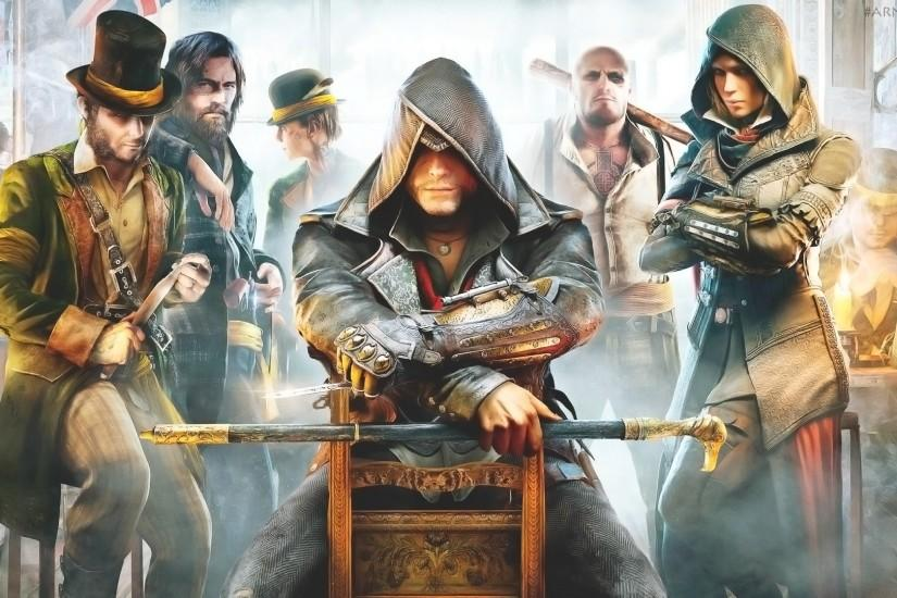 free download assassins creed syndicate wallpaper 1920x1080