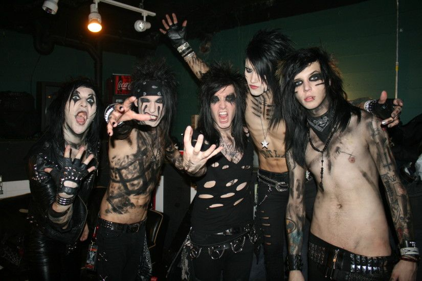 Black Veil Brides 2011 - Viewing Gallery