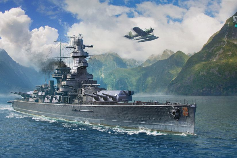 This month, a new German Cruiser is the focus of the artwork!
