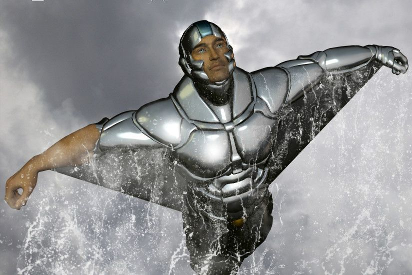 SilverHawks: Silver Ray by blackzig.deviantart.com on @deviantART