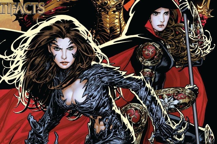 Witchblade 889323