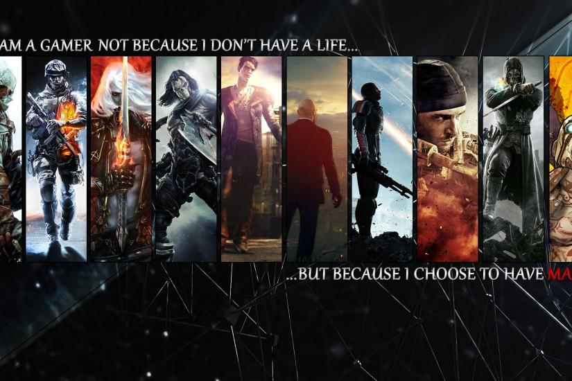 ... Adorable Gamer Wallpapers (49 Wallpapers - SHunVMall PC Wallpapers) ...