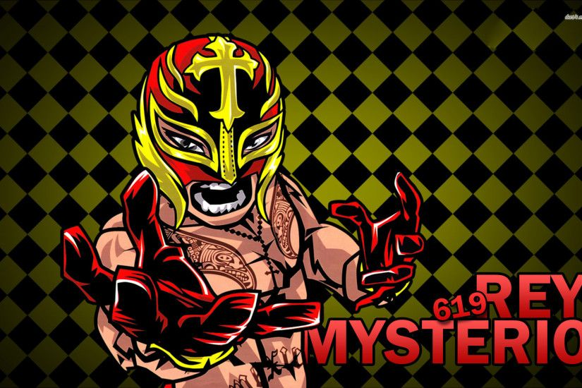 wallpaper: Wallpapers Rey Mysterio Wwe