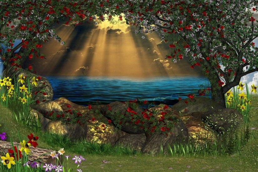 3d Nature Wallpapers - Full HD wallpaper search