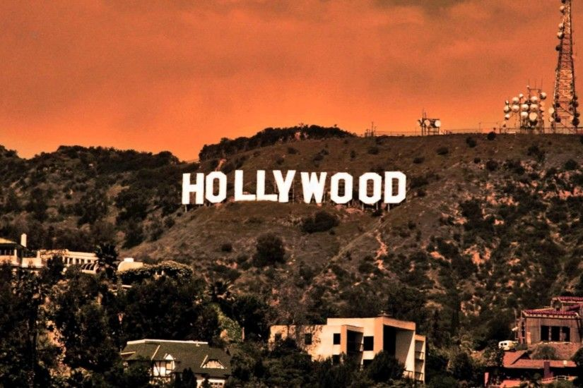 1920x1080 Images For > Hollywood Sign Backgrounds