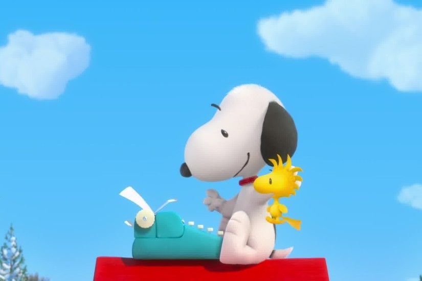 The Peanuts Snoopy and Charlie 2015 Movie (73 Wallpapers) – Free Wallpapers