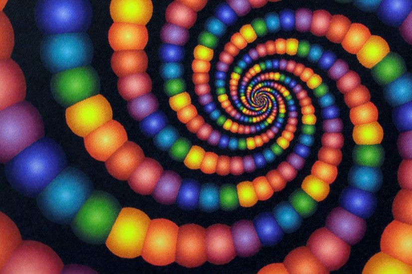 Candyland Rainbow Color Vortex Animation Background Motion Background -  VideoBlocks