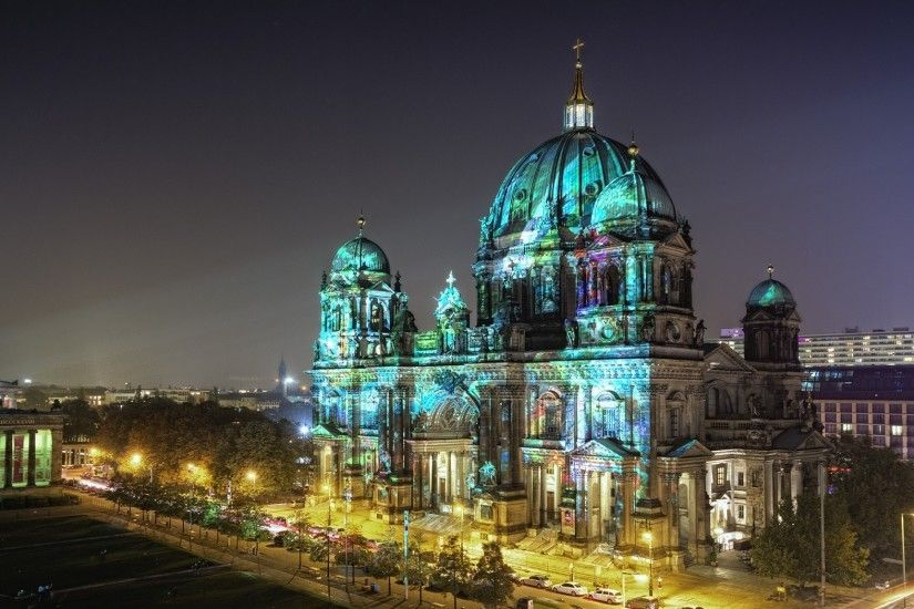 Religious - Berlin Cathedral Wallpaper