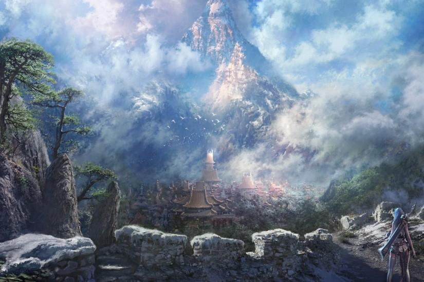 popular blade and soul wallpaper 1920x1080 windows