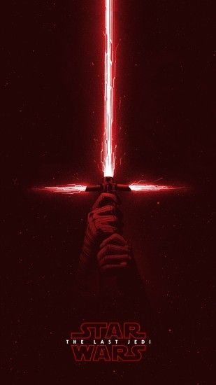 The Last Jedi Kylo Ren · Iphone WallpapersStar Wars ...