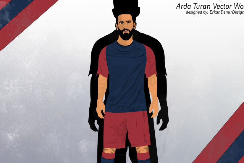 Arda Turan Vector Work by ErkanDemirDesign Arda Turan Vector Work by  ErkanDemirDesign