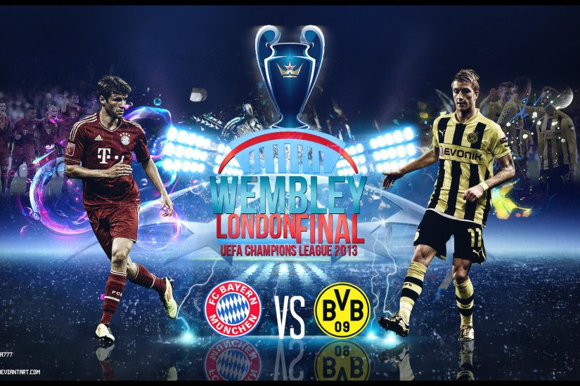 Chandions League Final Dortmund Bayern Nchen Picture
