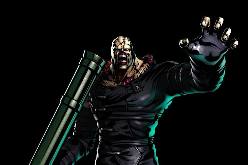 Video Game - Resident Evil 3: Nemesis Creature Wallpaper