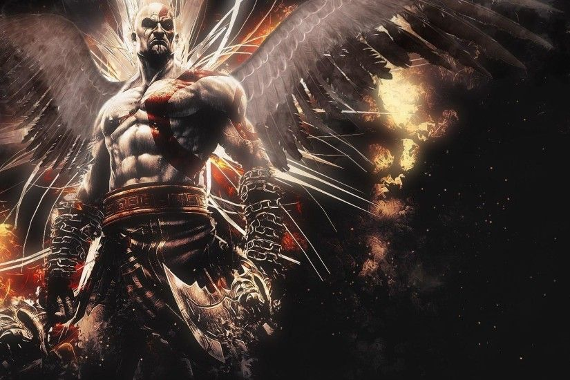 Kratos Tagging of the Best Free HD Desktop Wallpapers .